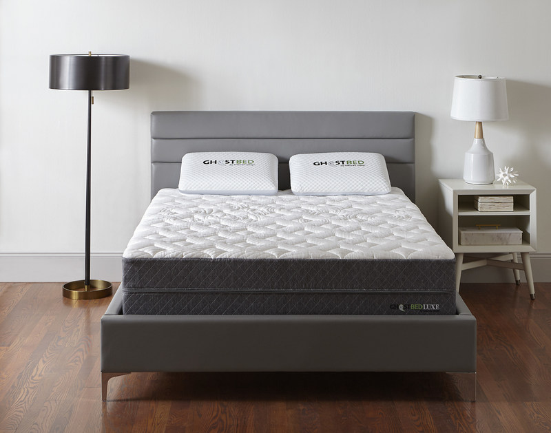 The GhostBed Luxe