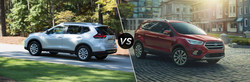 Those looking for a new vehicle can compare the 2018 Nissan Rogue vs the 2018 Ford Escape on the Kenosha Nissan website.