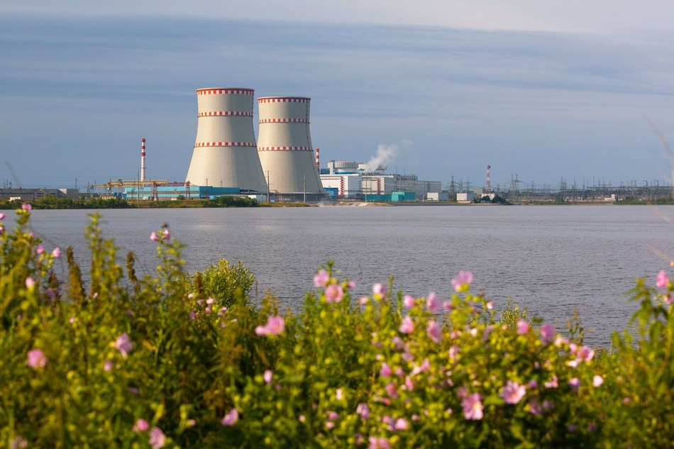 The Kalinin Nuclear Power Plant, Russia. Environmental protection and the rational use of natural resources are among Rosatom's highest priorities. Recently Rosatom has focused efforts on fighting global climate change, one of the major challenges of our time. The company is currently involved in the construction of 33 nuclear power plants in 12 countries. (Source: rosenergoatom.ru) (PRNewsfoto/Rosatom)