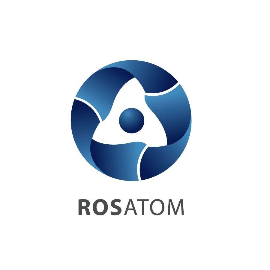 Rosatom logo (PRNewsfoto/Rosatom)