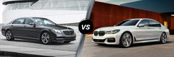 Readers can compare the 2018 Mercedes-Benz S-Class vs the 2018 BMW 7 Series on the Loeber Motors website.