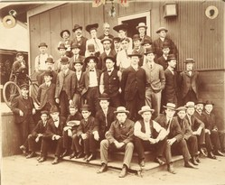 Gordon Lumber workers from 150 years ago started the company in Ohio. Today Gordon Lumber operates six home center/lumberyards and a components manufacturing facility in the state.