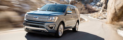 Holiday Ford has the 2018 Ford Expedition and the 2018 Ford Expedition MAX in stock.