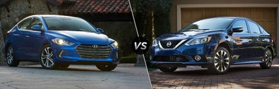 Coastal Hyundai of Melbourne, FL, has added three new Hyundai versus Nissan model comparison pages to its website, including one comparing the 2018 Hyundai Elantra to the 2018 Nissan Sentra.