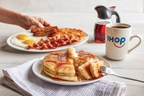 All You Can Eat Pancakes are available at participating IHOP Restaurants* now through February 11 for just $3.99*