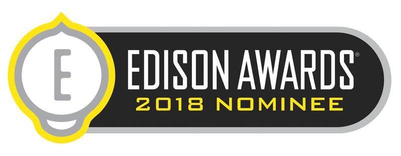 Edison Awards Nominee 2018