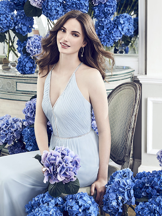 Dessy group launches jenny packham bridesmaid dress collection in jenny packham campaign spring 2018 ombrellifo Choice Image