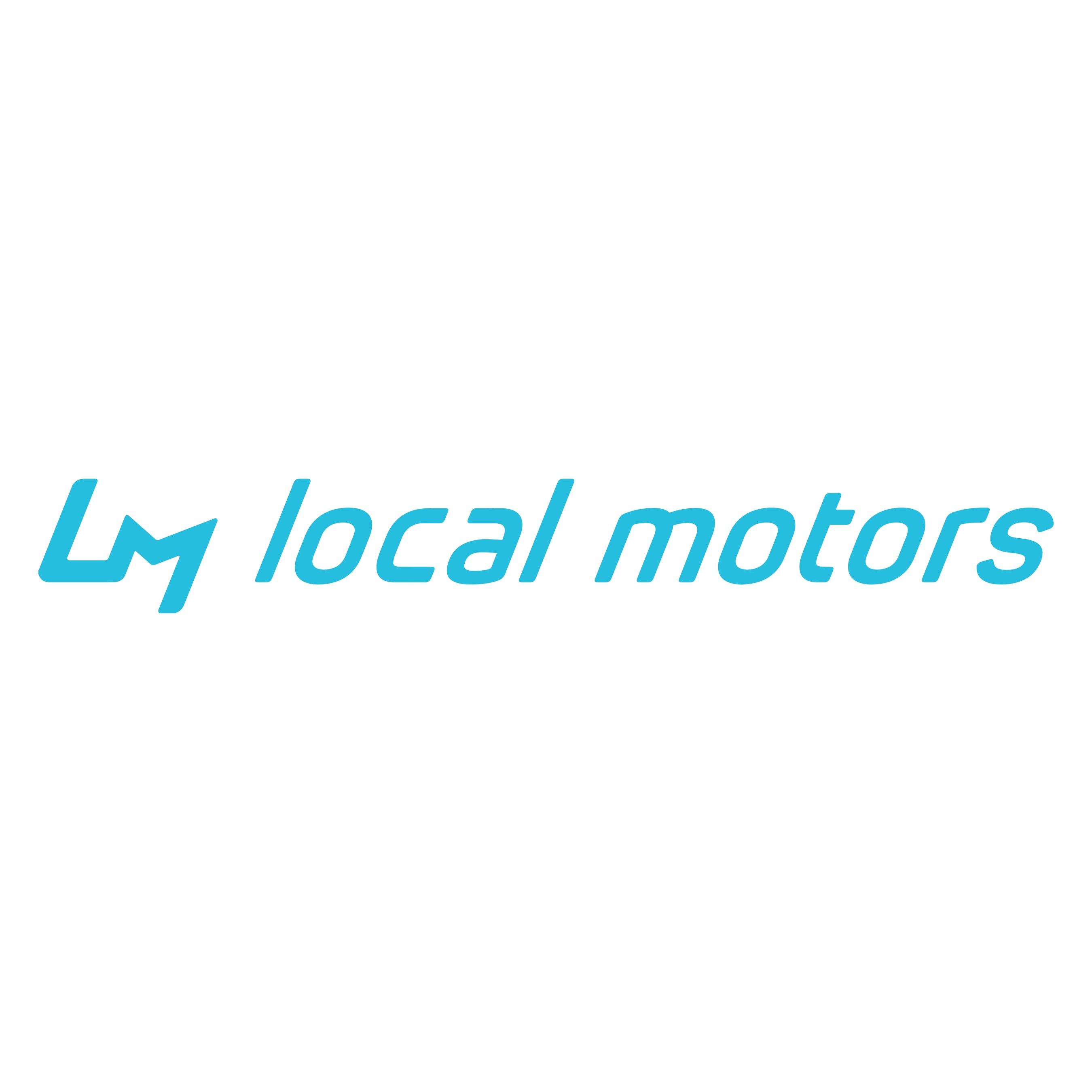 Local Motors Obtient Un Financement De Plus D 1 Milliard