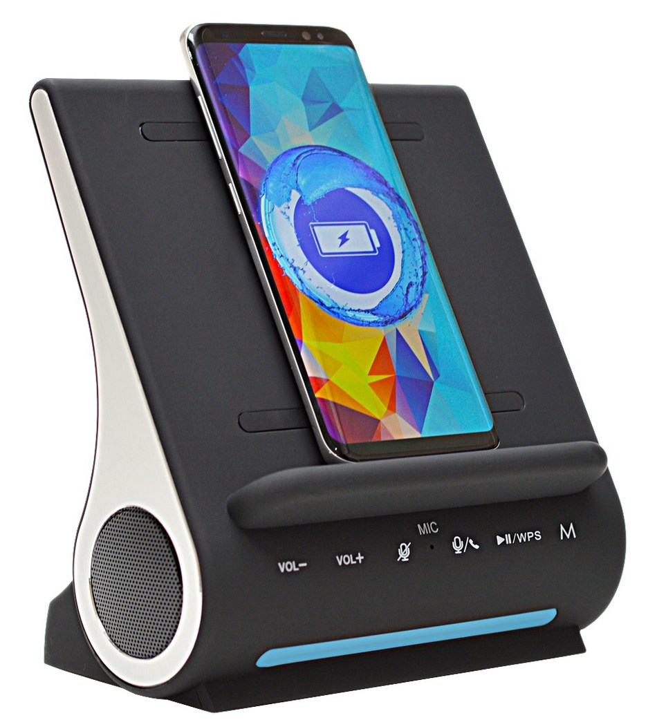 Azpen Innovation adds two Alexa-enabled models to its line of DockAll wireless docking and charging stations.
