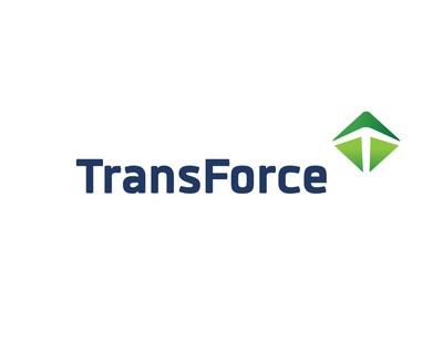 TransForce Logo. (PRNewsfoto/TransForce, Inc.)