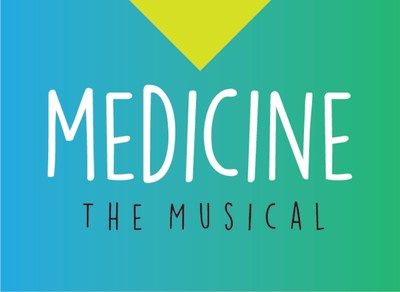Medicine the Musical Logo