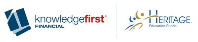 Knowledge First Financial and Heritage Education Funds today announced that Knowledge First has entered into a binding agreement to acquire Heritage Education Funds. The two companies will create the largest RESP provider in Canada with approximately $6.2 billion in assets under management. (CNW Group/Knowledge First Financial)