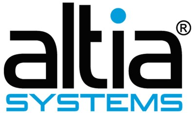 Altia Systems logo (PRNewsfoto/Altia Systems)