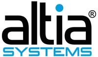 Altia Systems logo (PRNewsfoto/Altia Systems)