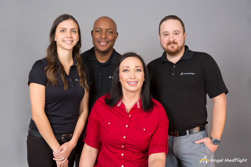 Six-time Olympic gold medalist Amy Van Dyken-Rouen is collaborating with the Angel MedFlight team on patient advocacy initiatives.