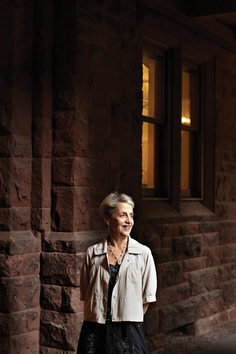 Professor Janice Gross Stein is the Jury Chair for the 2018 Lionel Gelber Prize, presented by The Lionel Gelber Foundation in partnership with the Munk School of Global Affairs and Foreign Policy magazine. (CNW Group/Munk School of Global Affairs)