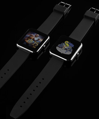 """The first product line produced through this distinct collaboration is One61 Studio's Super Hero SmartWatch Collection. The first-of-its-kind collection provides users with a """"gamified"""" interactive experience and features popular superheroes including Batman, The Flash, and Wonder Woman."""
