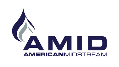 American Midstream Partners Logo (PRNewsfoto/American Midstream Partners, LP)