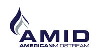 American Midstream Partners Logo (PRNewsfoto/American Midstream Partners, LP)