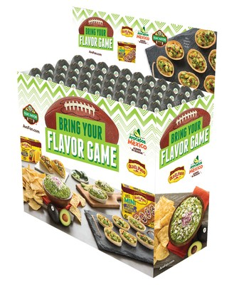 Avocado From Mexico Launches Quac Nation Just in Time for the Big Game