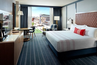 Omni Hotels & Resorts announces the opening of its newest property, Omni Hotel at The Battery Atlanta.