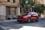 The Mazda CX-5 posted its best-ever sales numbers in 2017