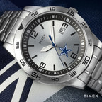 Timex and the NFL team up to bring legendary quality to every fan's uniform with the Timex Tribute Collection
