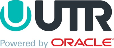 "Oracle and Universal Tennis team up to fuel growth and innovation of the Universal Tennis Rating system with ""UTR Powered by Oracle."" (PRNewsfoto/Universal Tennis)"