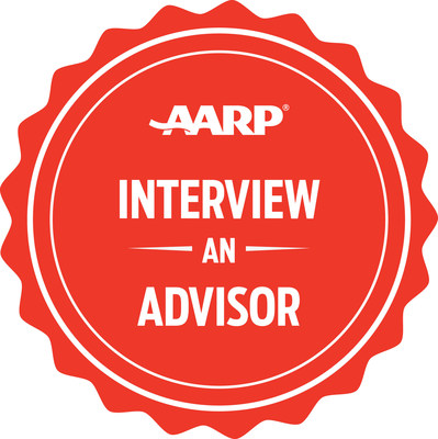 AARP Interview an Advisor