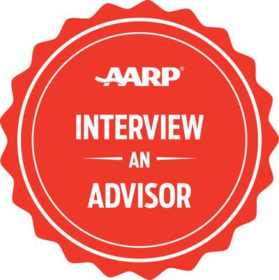 AARP Interview an Advisor