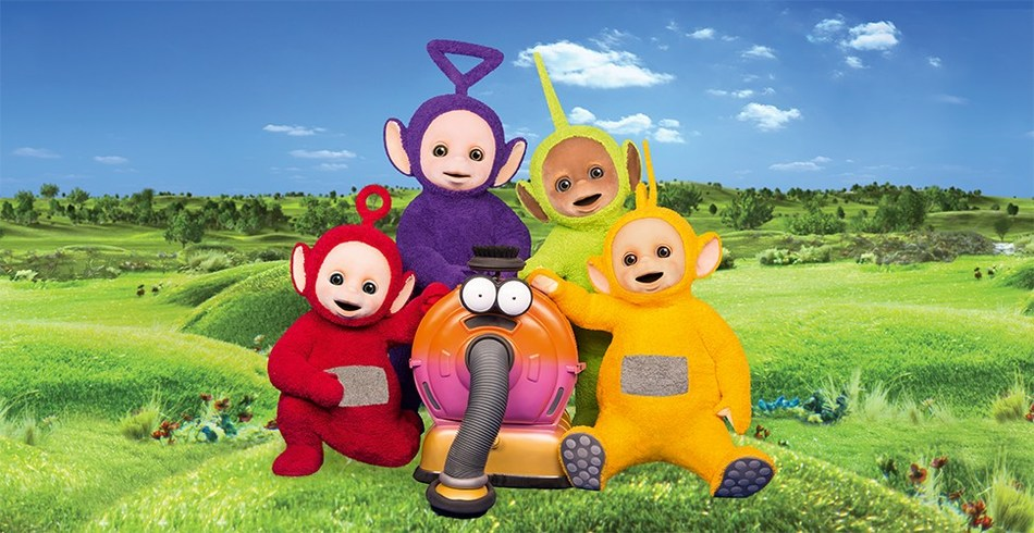 The new Teletubbies continue their global rollout, as DHX Brands announces deals for new toy and publishing lines launching in China this year. (CNW Group/DHX Media Ltd.)