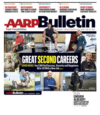 AARP Bulletin January/February 2018 Issue