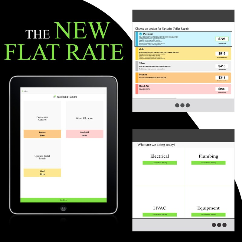 The New Flat Rate Launches App to Make Home Repair Decisions Easier | CISION