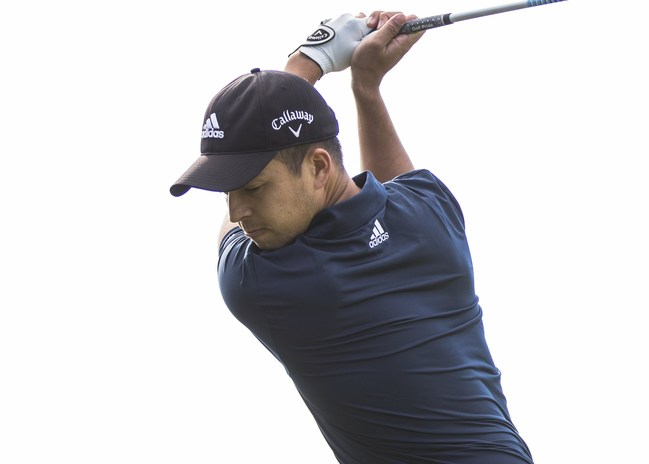 Xander Schauffele Joins Callaway Golf Tour Staff