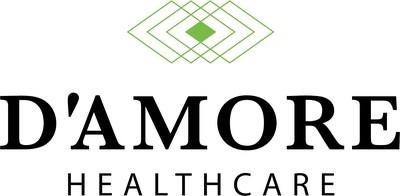 D'Amore Healthcare Logo (PRNewsfoto/D'Amore Healthcare)
