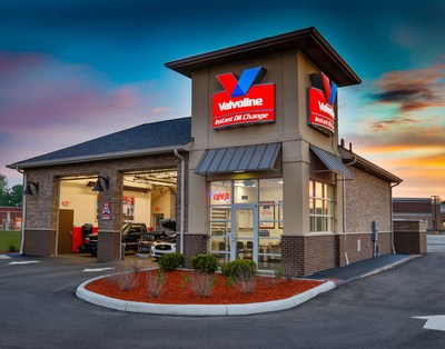 Valvoline Announces Opening of New Franchised Quick-Lube Center in Greater Baltimore