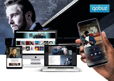 Qobuz is the highest resolution music streaming service in the world, providing users with the most in-depth and interactive music experience possible.