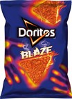 New Doritos Blaze Introduces A Bold New Flavor That Brings The Heat