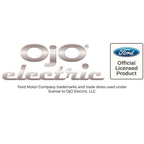 Ojo Electric Ford Logo