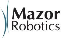 Mazor Robotics logo (PRNewsfoto/Mazor Robotics)