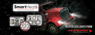 Introducing the SmartHeat™ Series for Heated LED Lighting