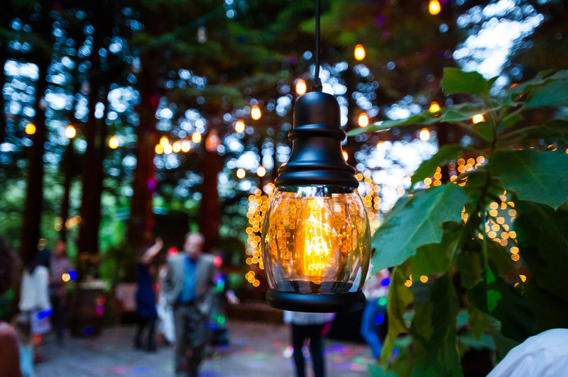 The Burton Bulb casts a warm vintage glow. Perfect for any setting.