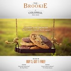 """Great American Cookies® Premieres """"The Brookie""""-- A Bakery Love Story for the Ages"""