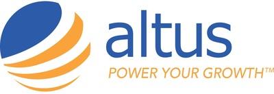 Altus Global Trade Solutions logo (PRNewsfoto/Altus Global Trade Solutions)