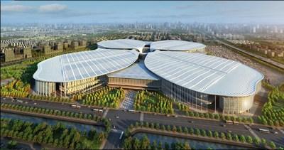 Exposição Internacional de Importação da China será realizada pela primeira vez em Xangai, para ajudar a fomentar o comércio mundial (PRNewsfoto/China International Import Expo)