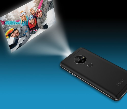 The Movi Smartphone by Wireless Mobi Solution