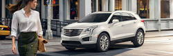 The press release detailing the new online model review published by Goodman Automotive about the 2018 Cadillac XT5.