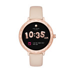 kate spade new york Enters the Touchscreen Smartwatch Market with Playfully Sophisticated, Feminine Style in Exclusive Pre-Sale Beginning Today