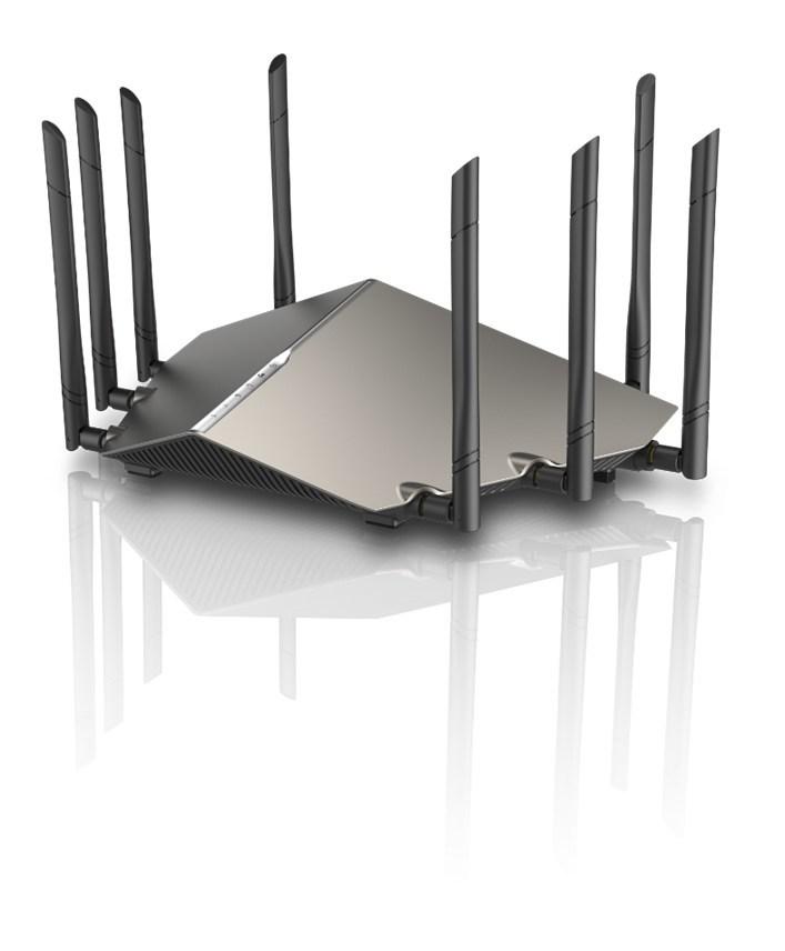 D-Link AX11000 Ultra Wi-Fi Router (DIR-X9000)