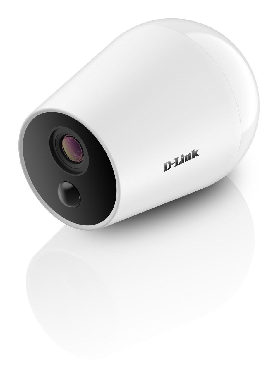 D-Link LTE Full HD Indoor_Outdoor Camera (DCS-1820LH)